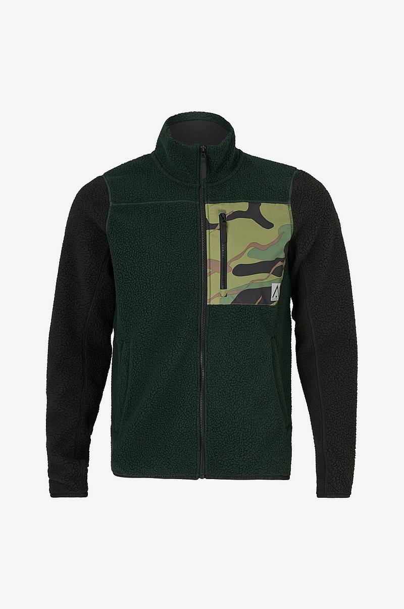 Jacka Retro Pile Jacket