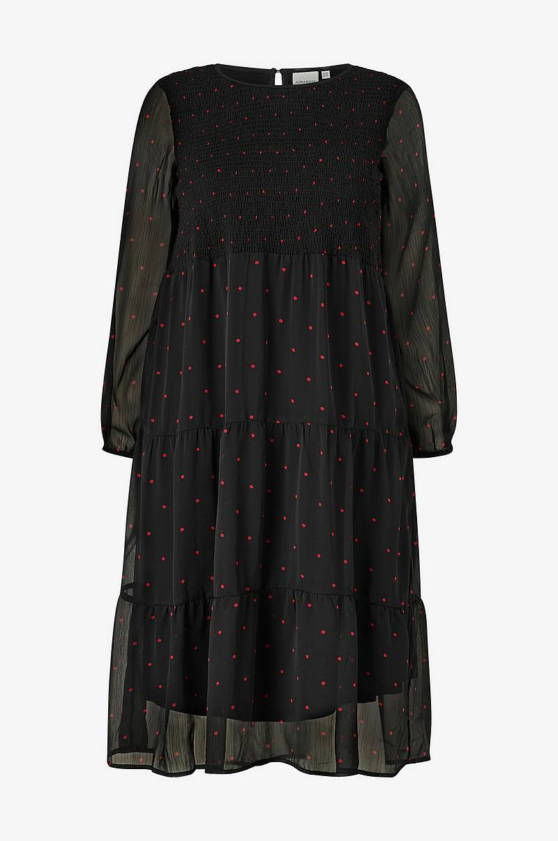 Kjole jrOliva LS Midi Dress