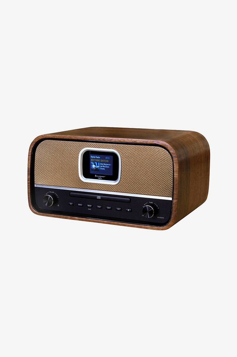Stereo BT/CD/USB ja radio