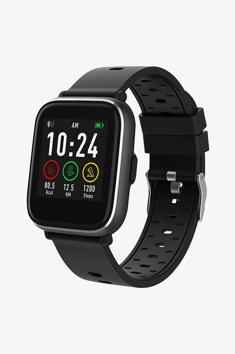 SW-161 Black Smartwatch