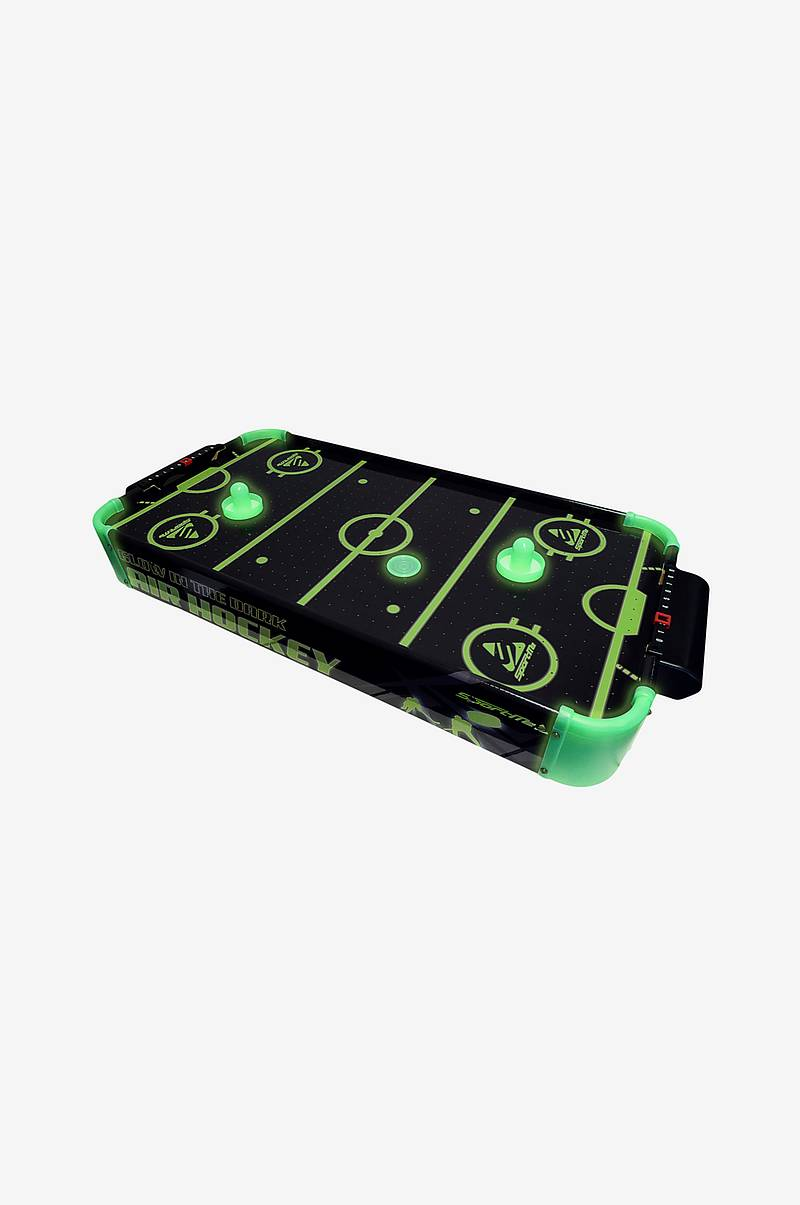 Airhockey spel Glow in the Dark