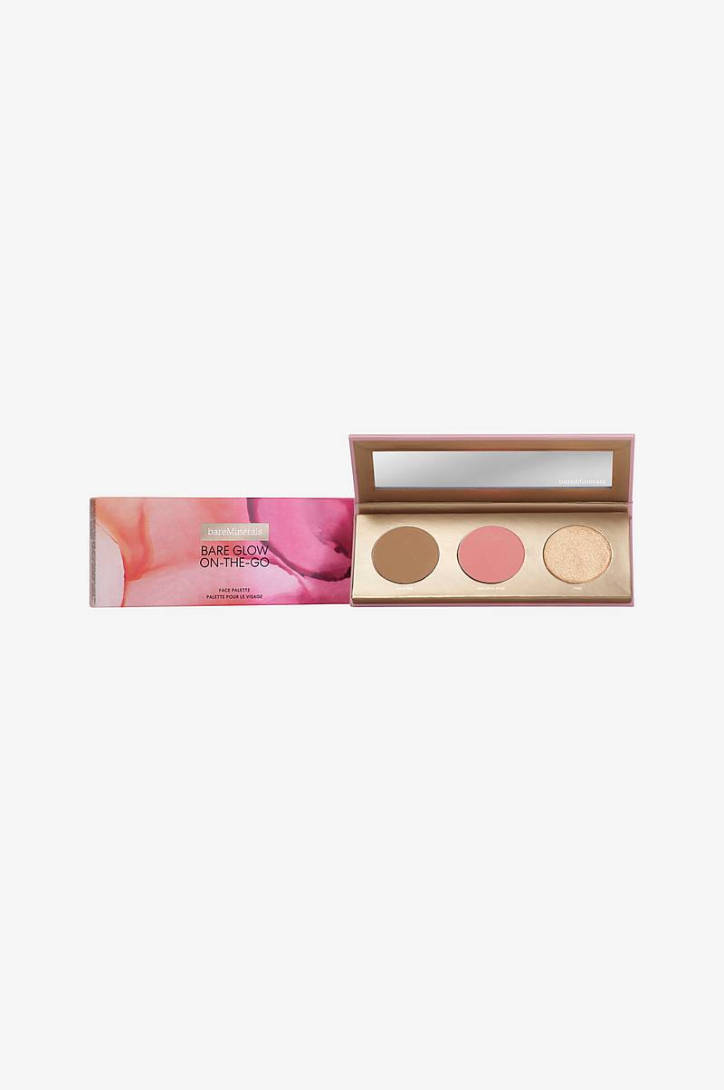 Gaveæske Bare Glow On-The-Go Face Palette