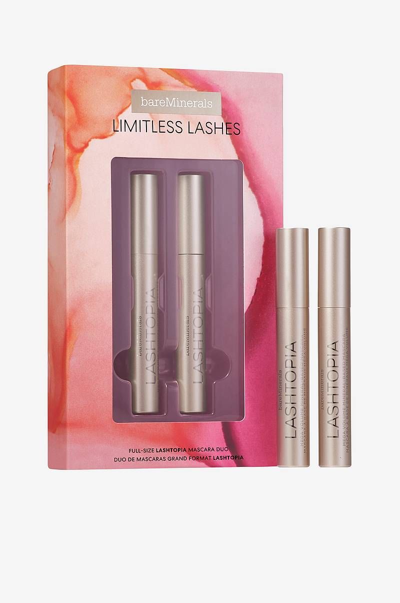 Presentask Limitless Lashes Mascara Duo