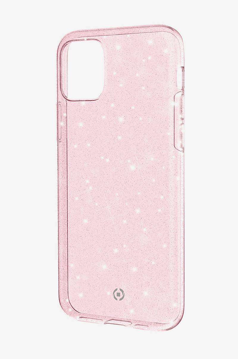 Sparkling cov iPhone 11 Pro Roosa