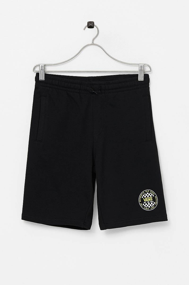 Sweatshorts Checker Fleece Short