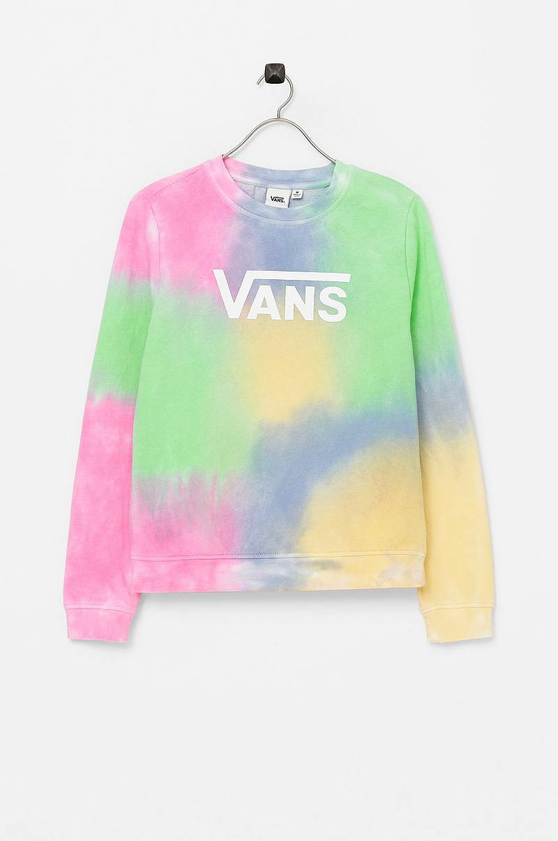Sweatshirt Flying V Aura Wash