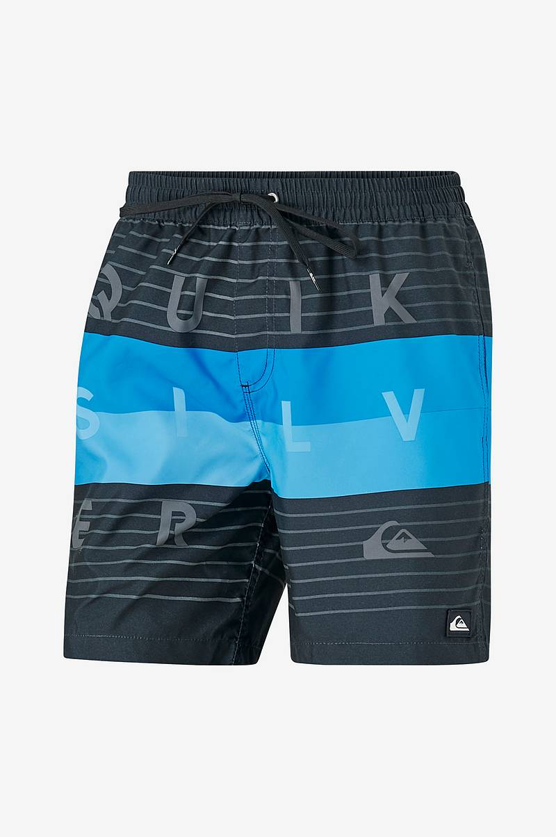 Badeshorts Word Block Volley 17