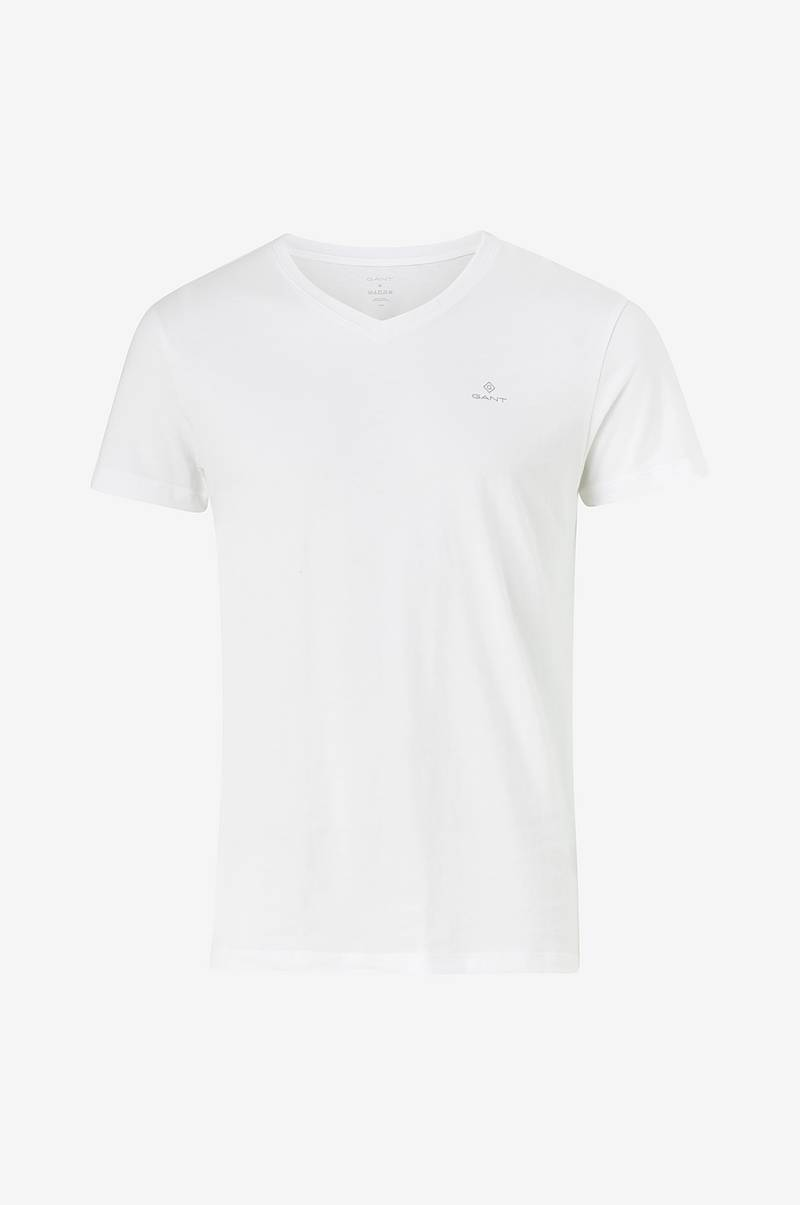T-shirt Basic V-neck 2-pk
