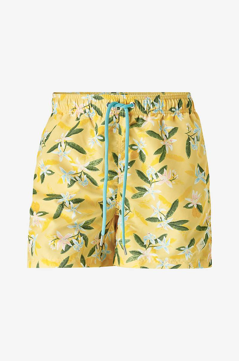 Badeshorts Lemon Flowers Swim Shorts CF