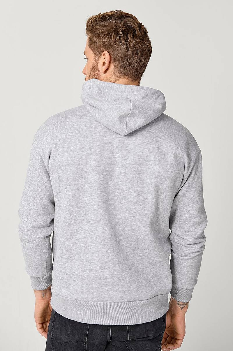 Sweatshirt Graphic Relaxed Hood