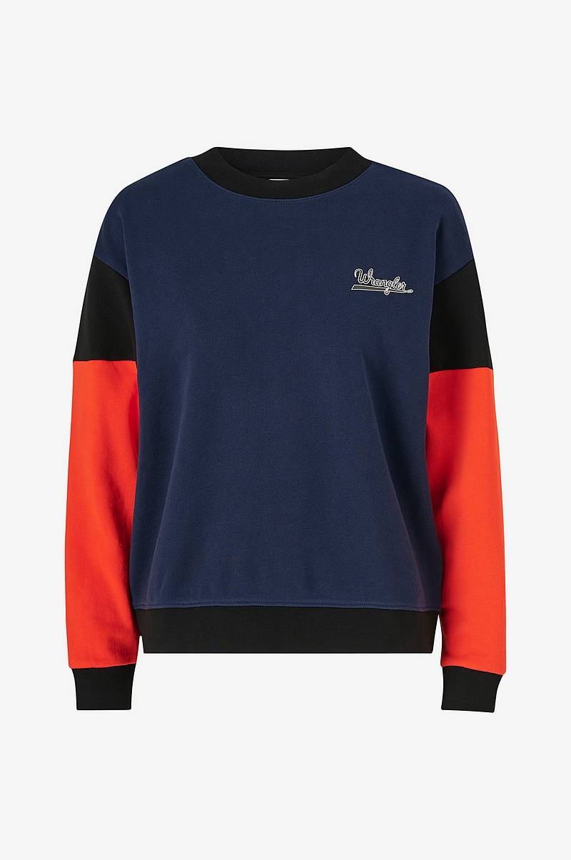 Sweatshirt High Rib Retro Sweat