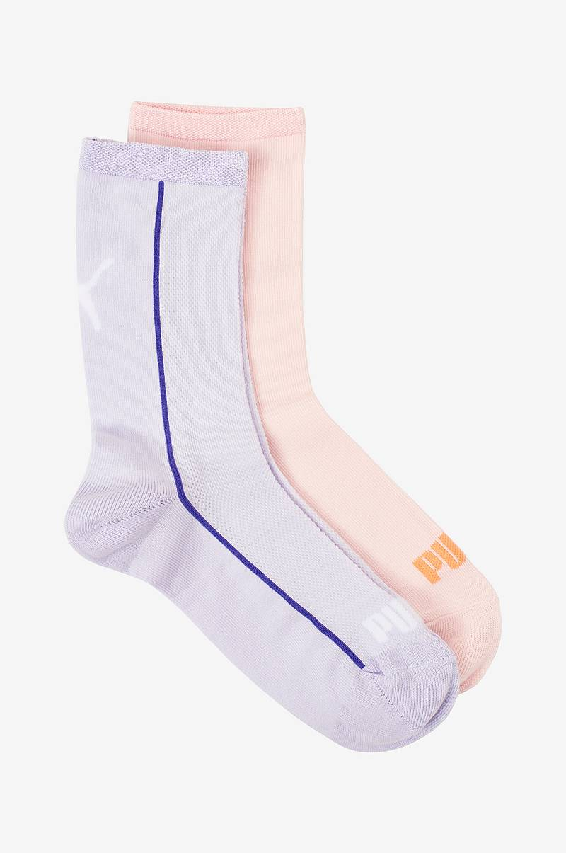 Sokker Puma Girls Mesh Sock 2-pk