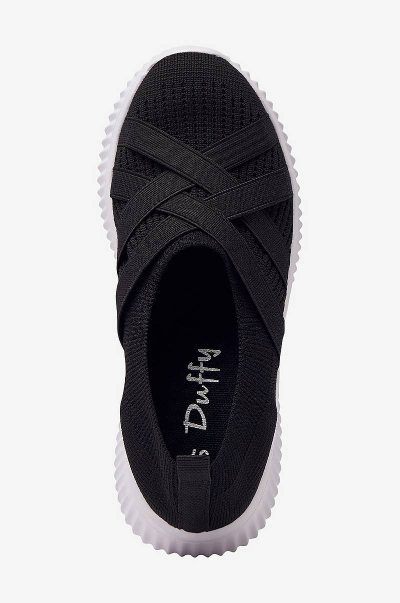 Sneakers strikket slip on