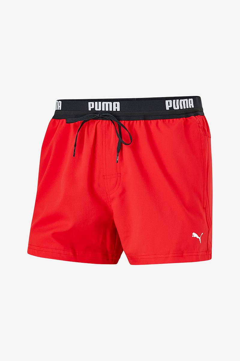 Badshorts Puma Swim Men Logo Short Length