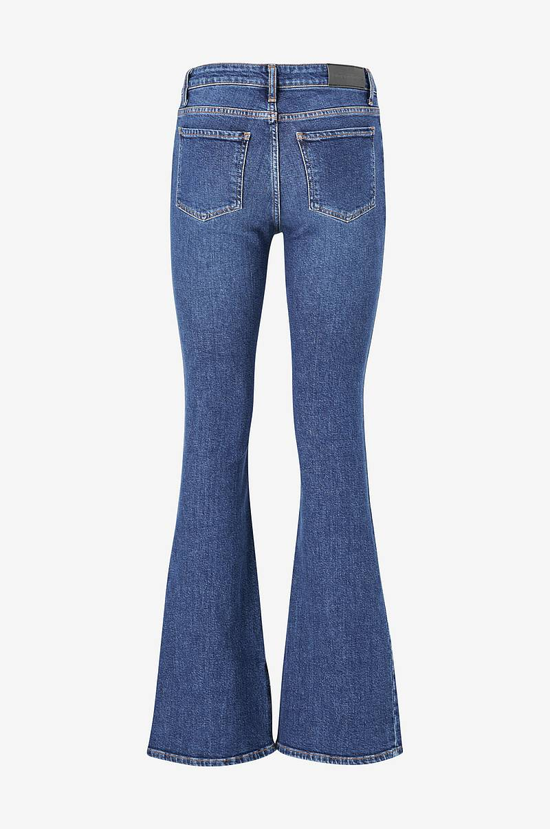 Jeans Denzel Slit Boot Cut