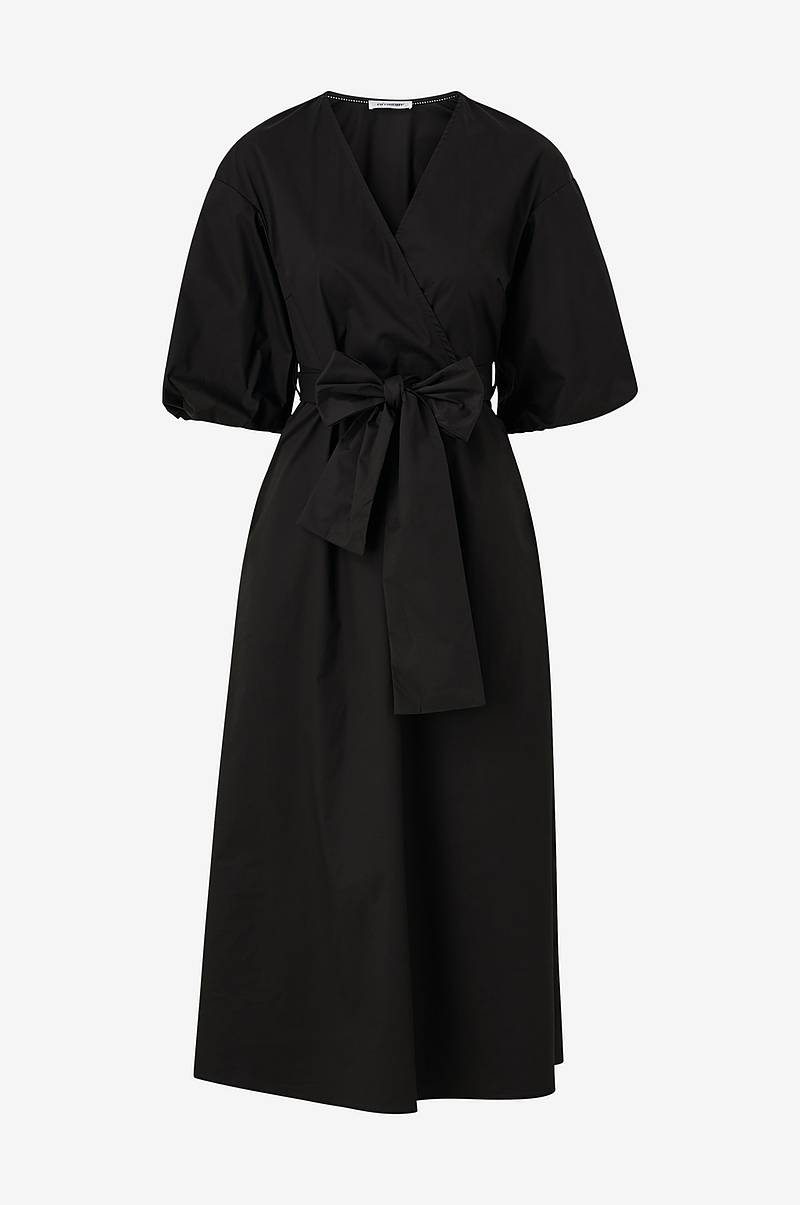 Kjole Cecilie Wrap Dress