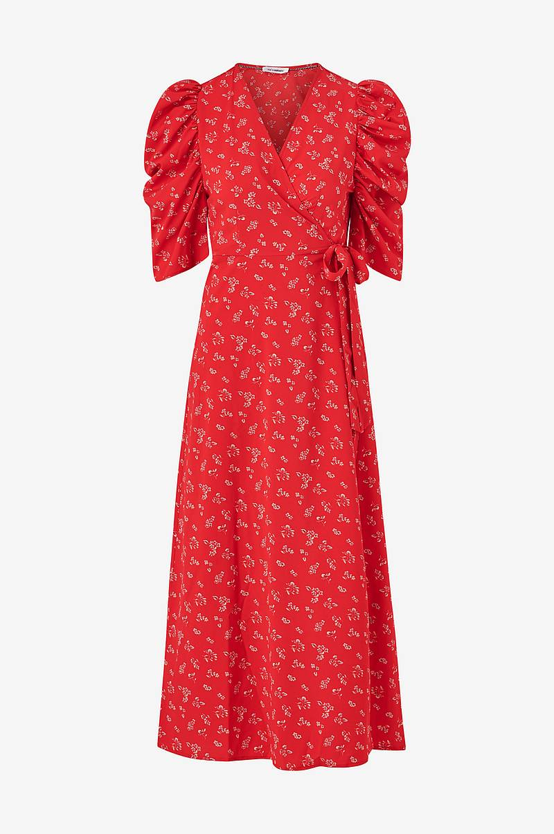 Omlottklänning Springalina Wrap Dress