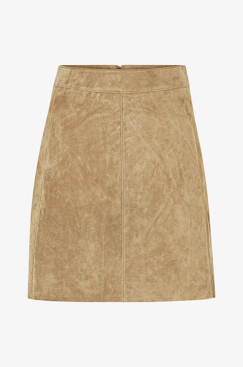 Ruskindsnederdel Tracy Skirt
