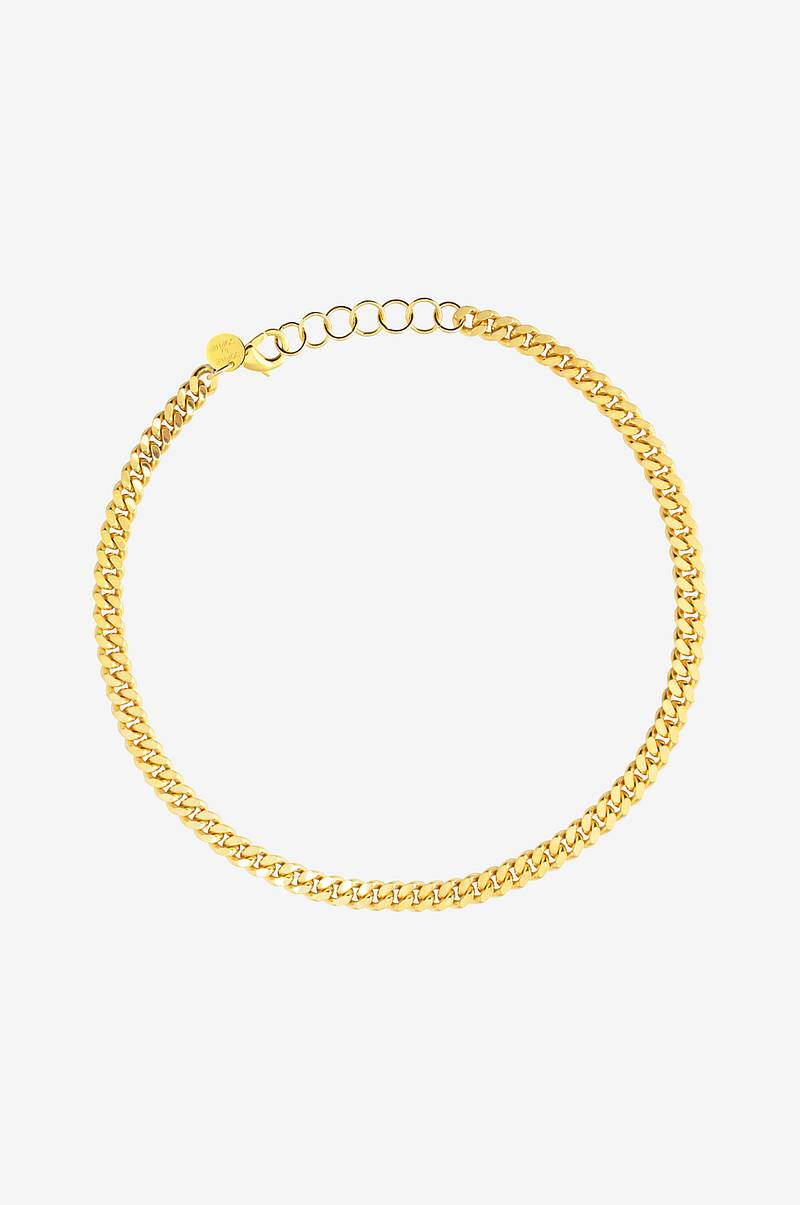 Halsband Pansar Thin Necklace