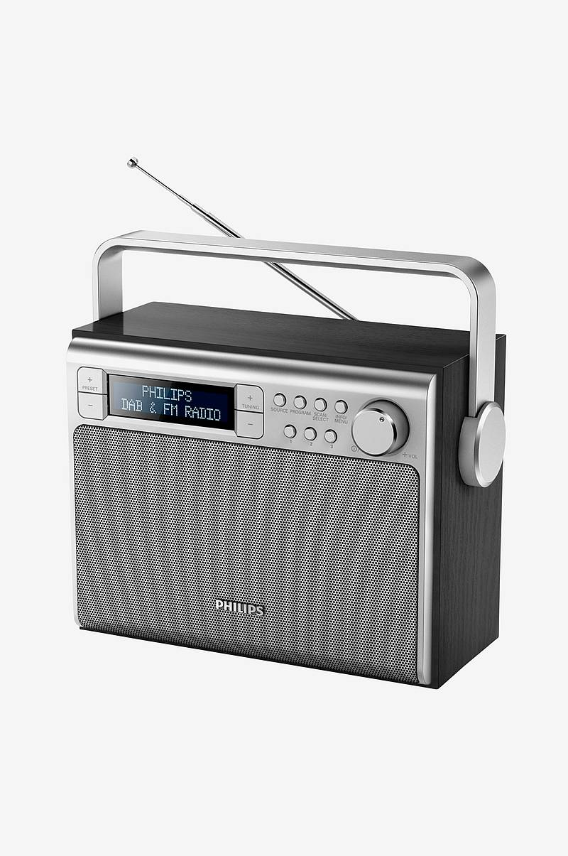 Portabel digital radio FM/DAB AE5020B/12