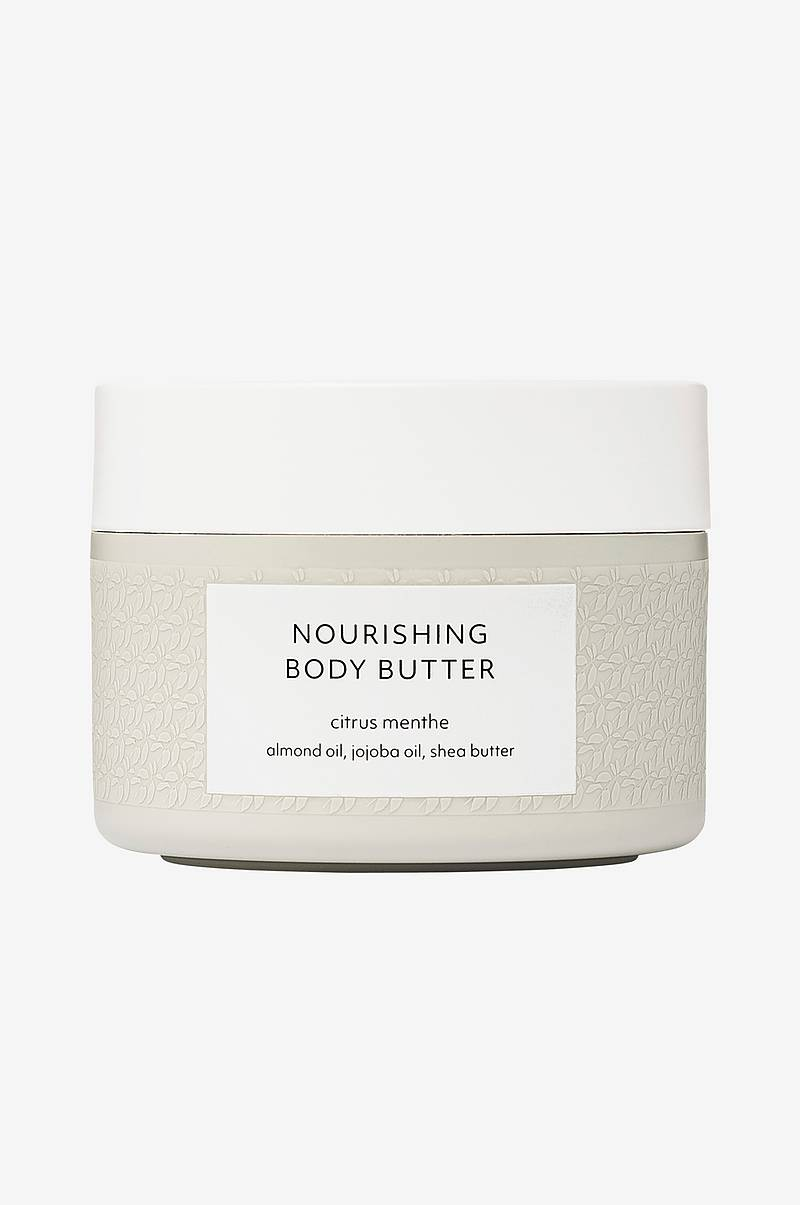 Citrus Menthe Nourishing Body Butter 200 ml