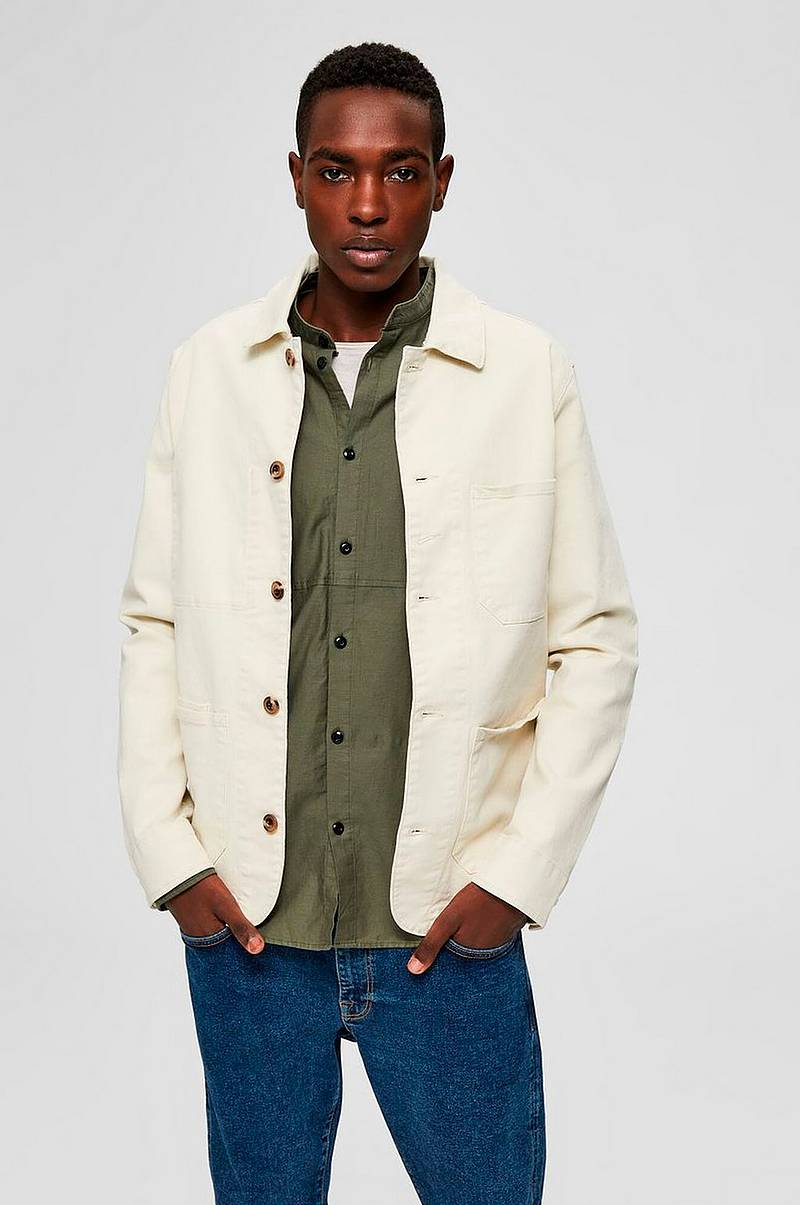Jacka slhJackson Cotton Jacket W
