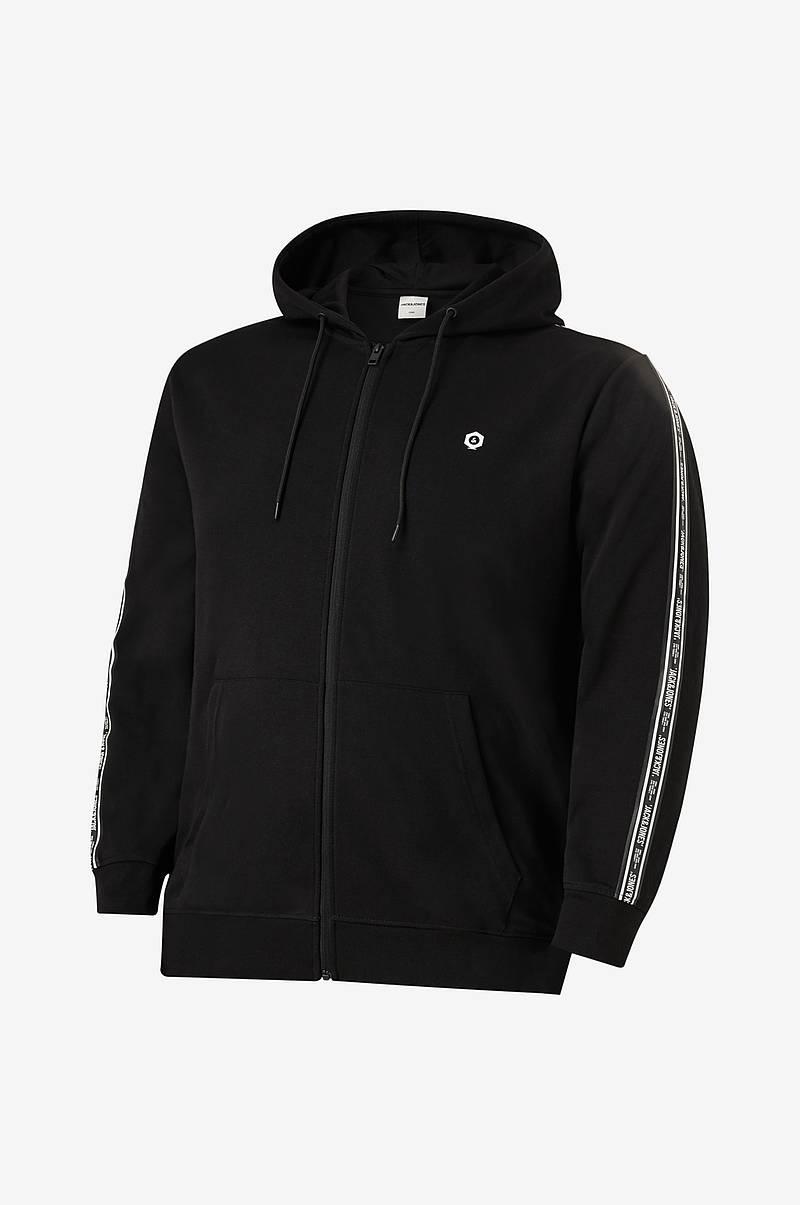 Hettejakke jcoDevil Sweat Zip Hood PS