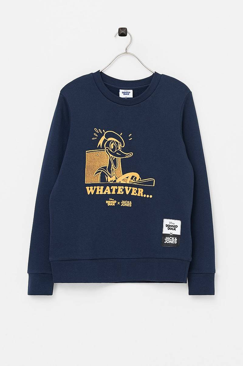 Collegepusero jorDonaldduck Sweat Crew Neck JR