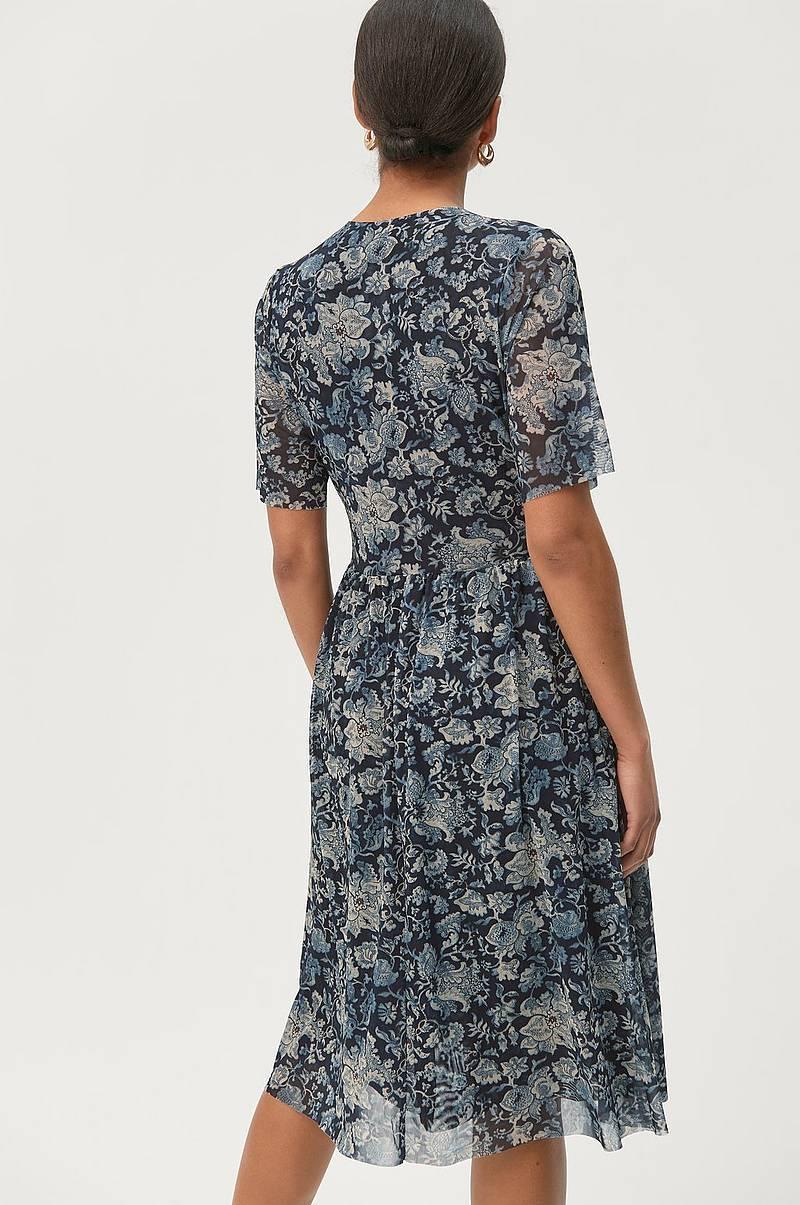 Ellos Collection Klänning Sigrid Blå Korta klänningar