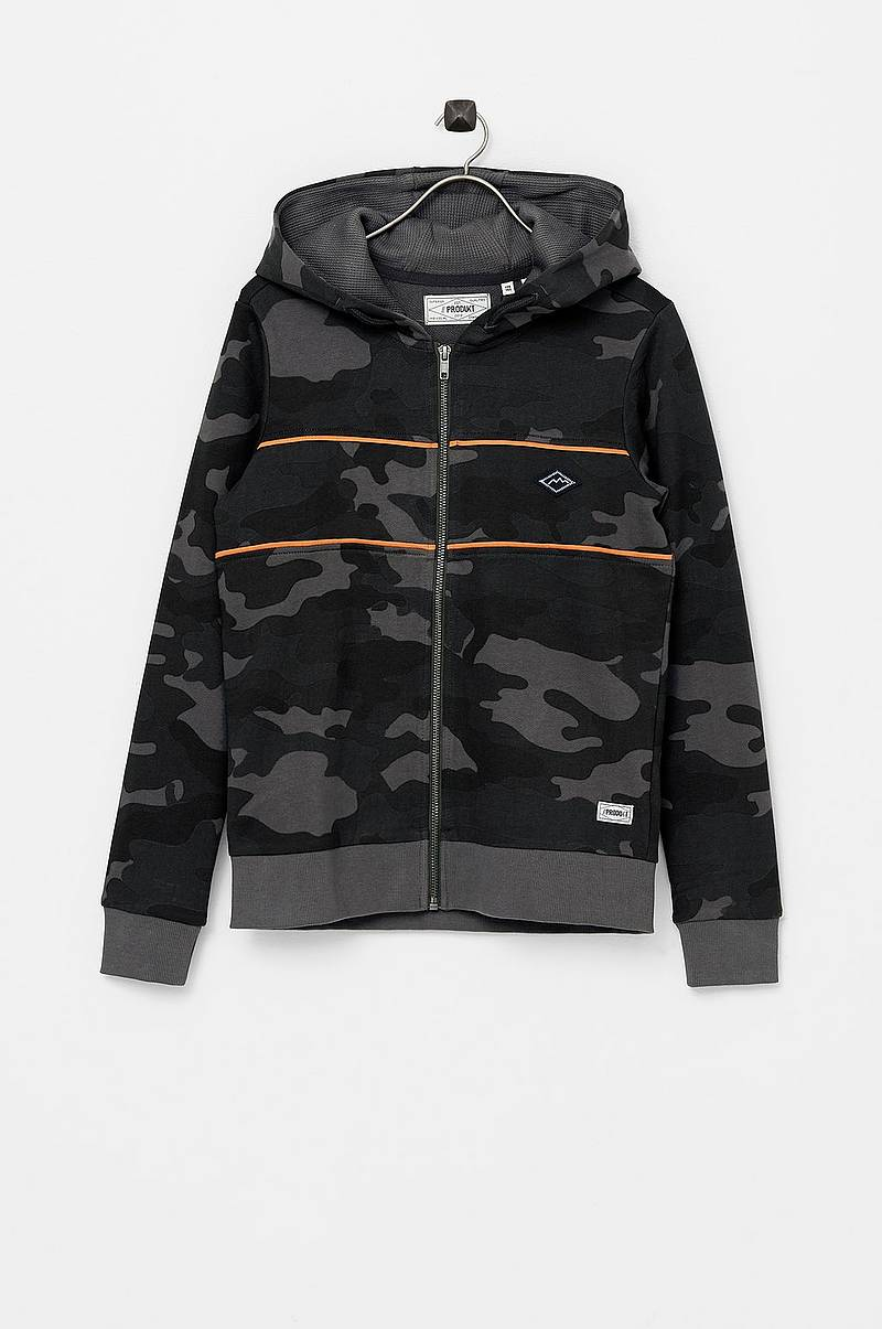 Hettejakke pktGms Hill Zip Hood Sweat Aop