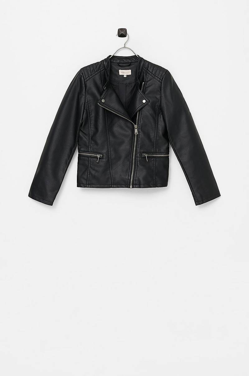 Jacka konFreya Faux Leather Biker Otw Noos