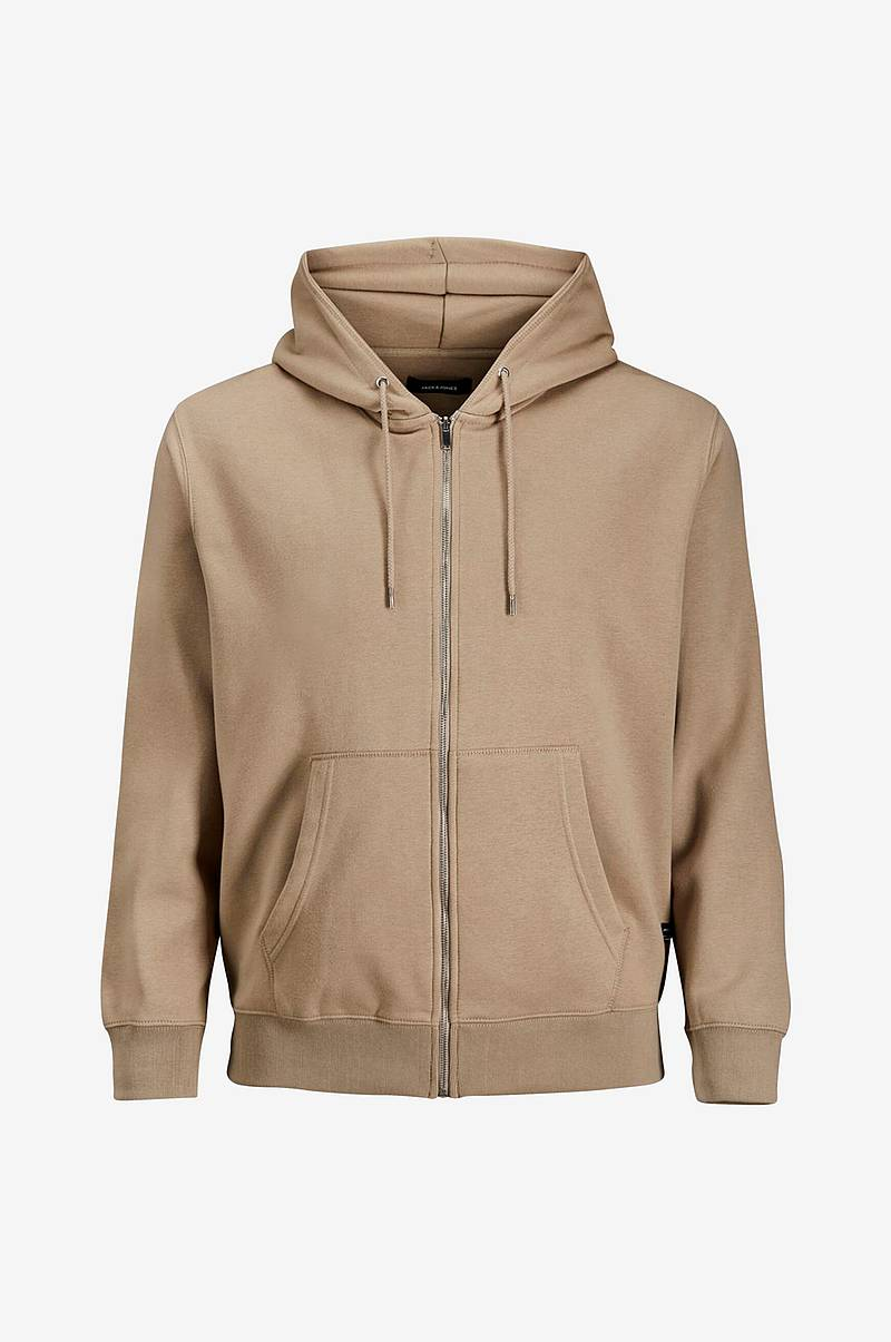 Hettejakke jjeSoft Sweat Zip Hood PS