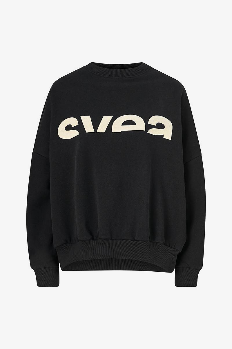 Sweatshirt W. Crew Neck Sweat