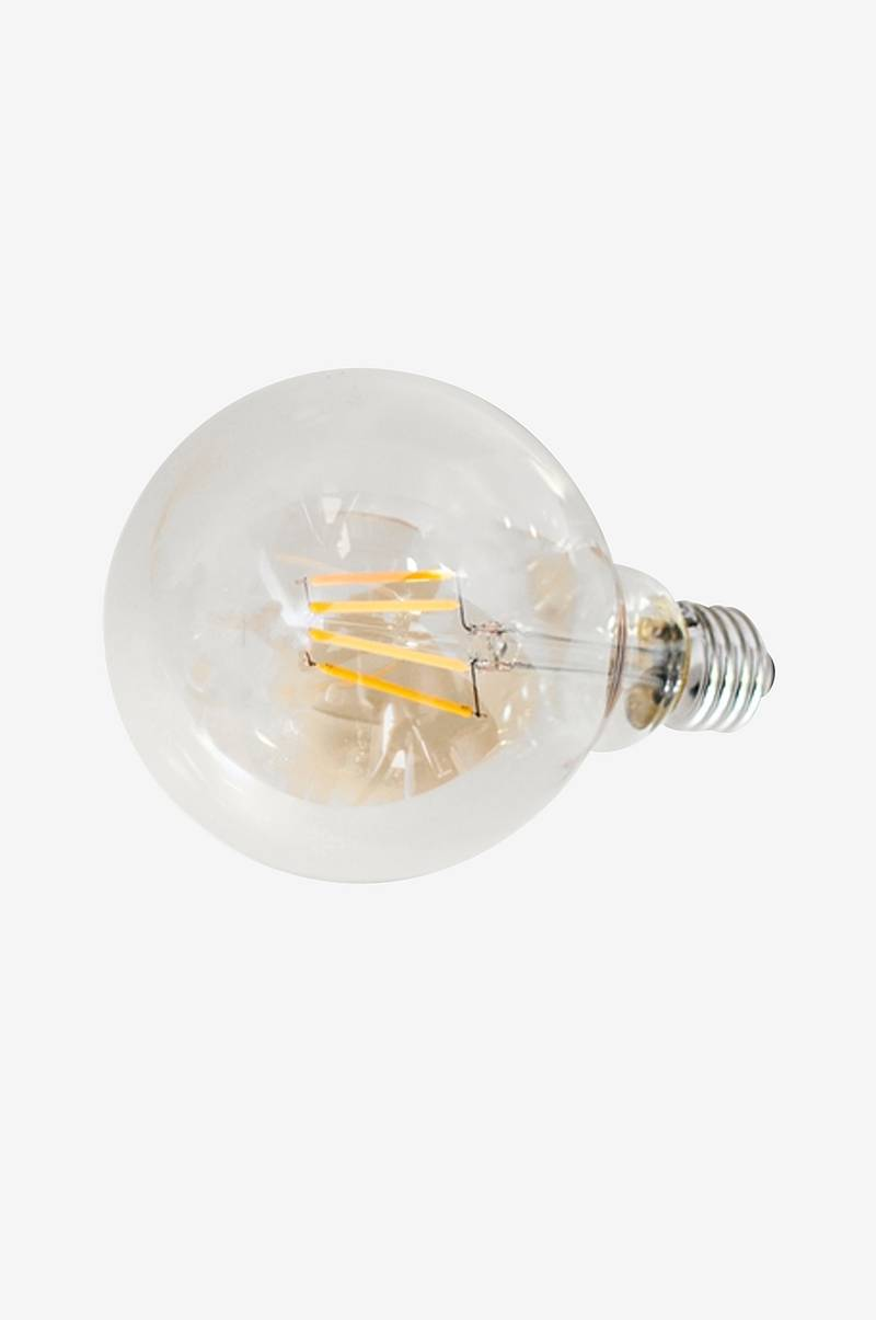 LED dæmpbar globe, E27, 4W, Ø 95 mm