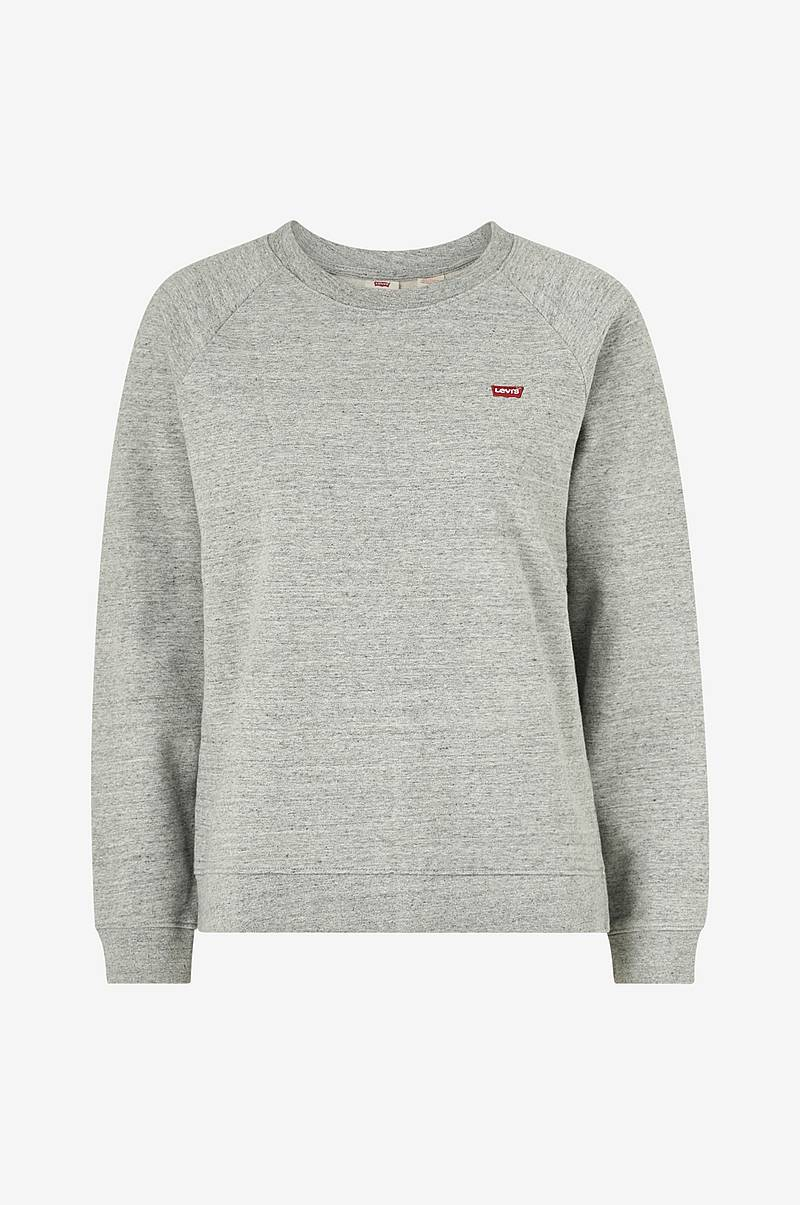 Sweatshirt Relaxed Crew New Smokestack