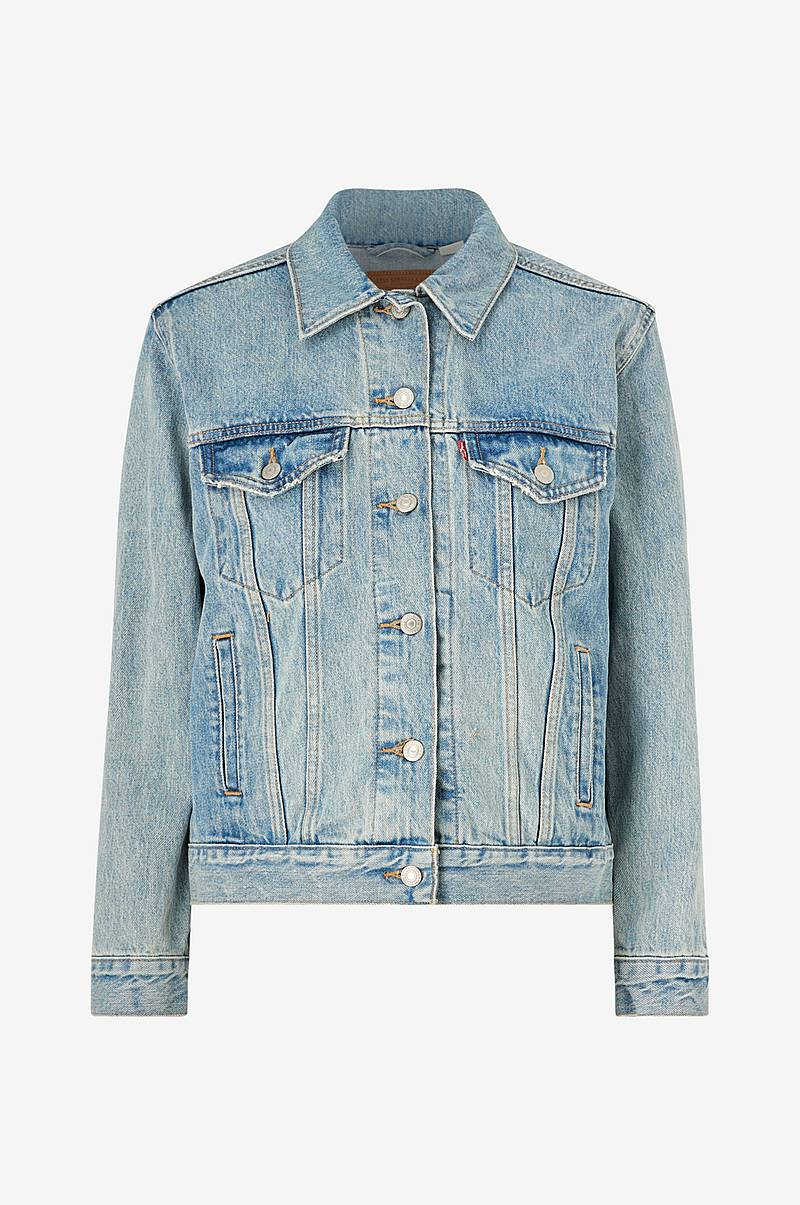 Denimjakke Ex-boyfriend Trucker Jacket