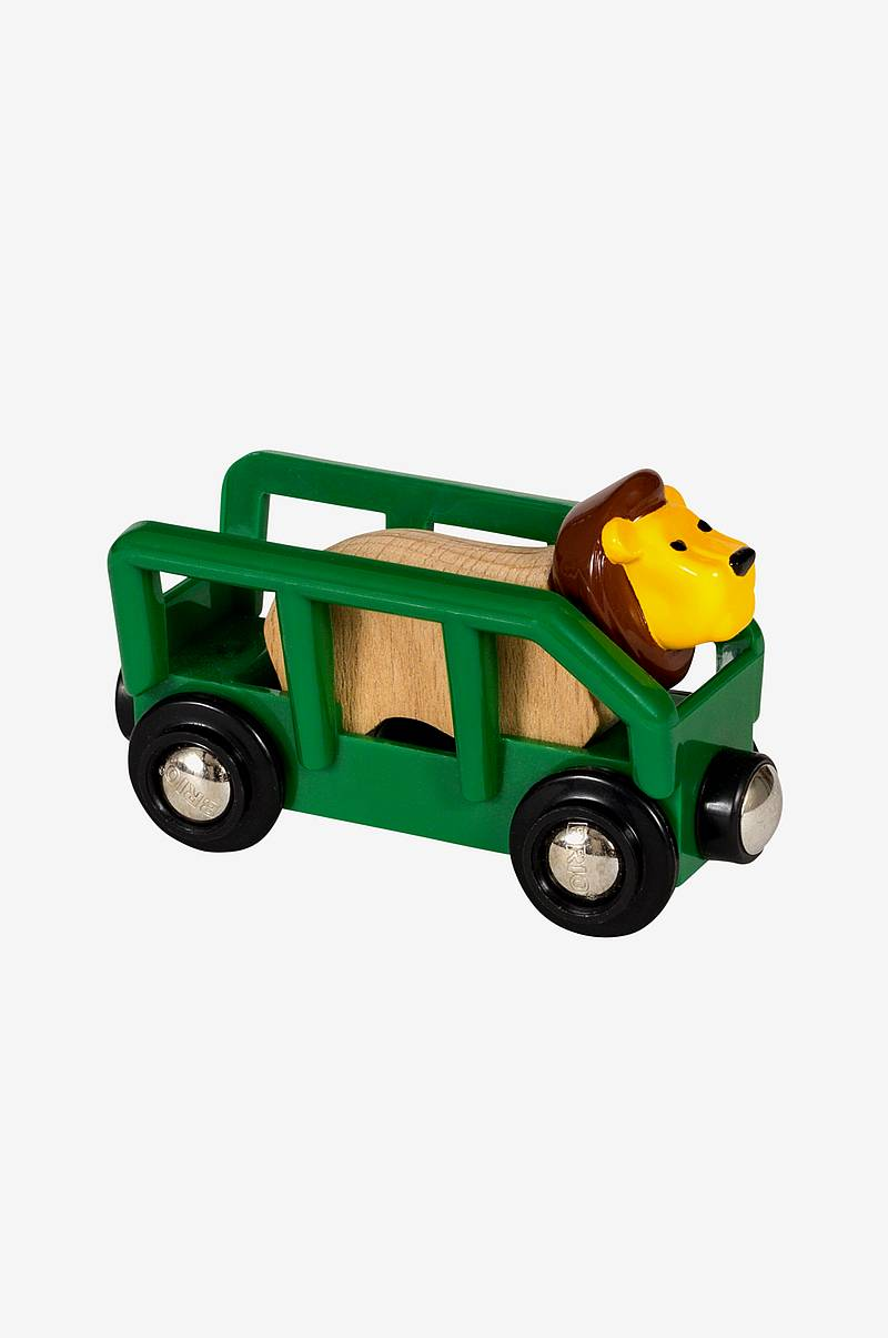 33966 Lion and Wagon