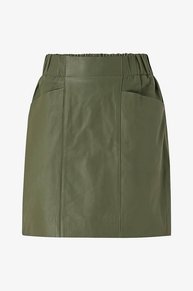 Nahkahame yasRobin HW Leather Skirt