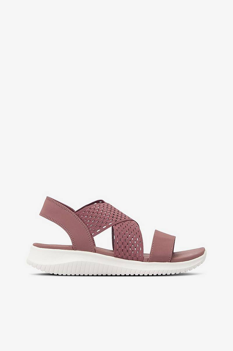 Sandaler Womens Ultra Flex Neon Star