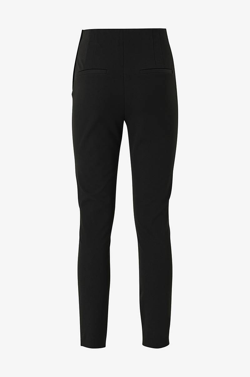 Byxor slfIlue HW Cropped Slim Pant