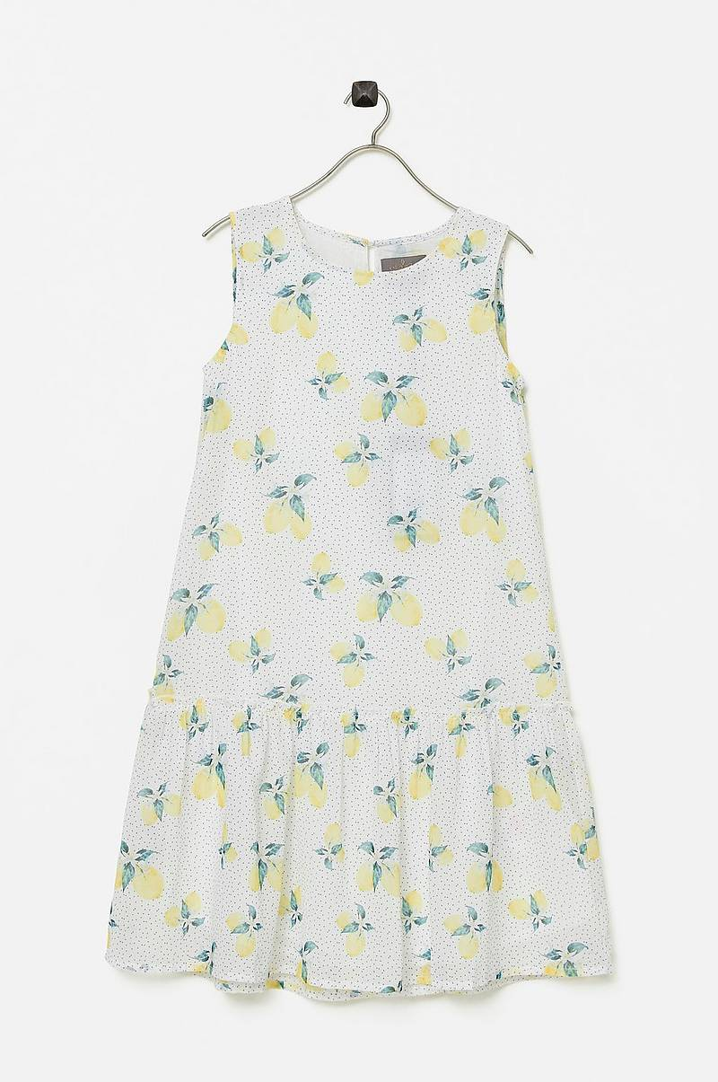 Kjole Lemon Dress