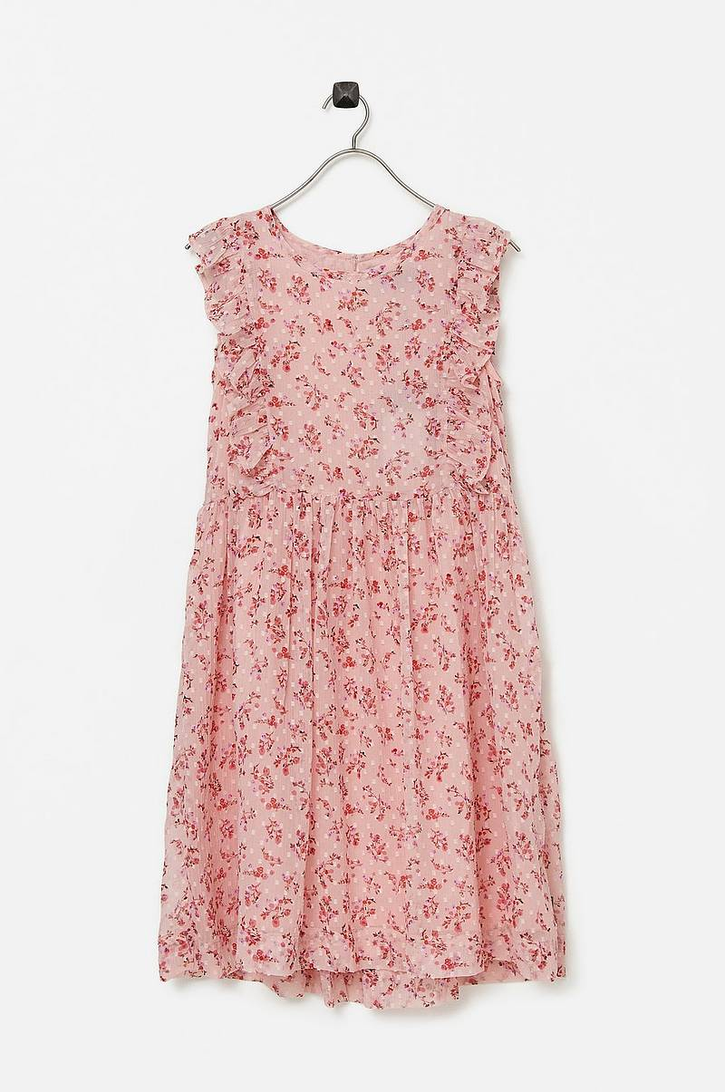 Kjole Rose Dobby Dress