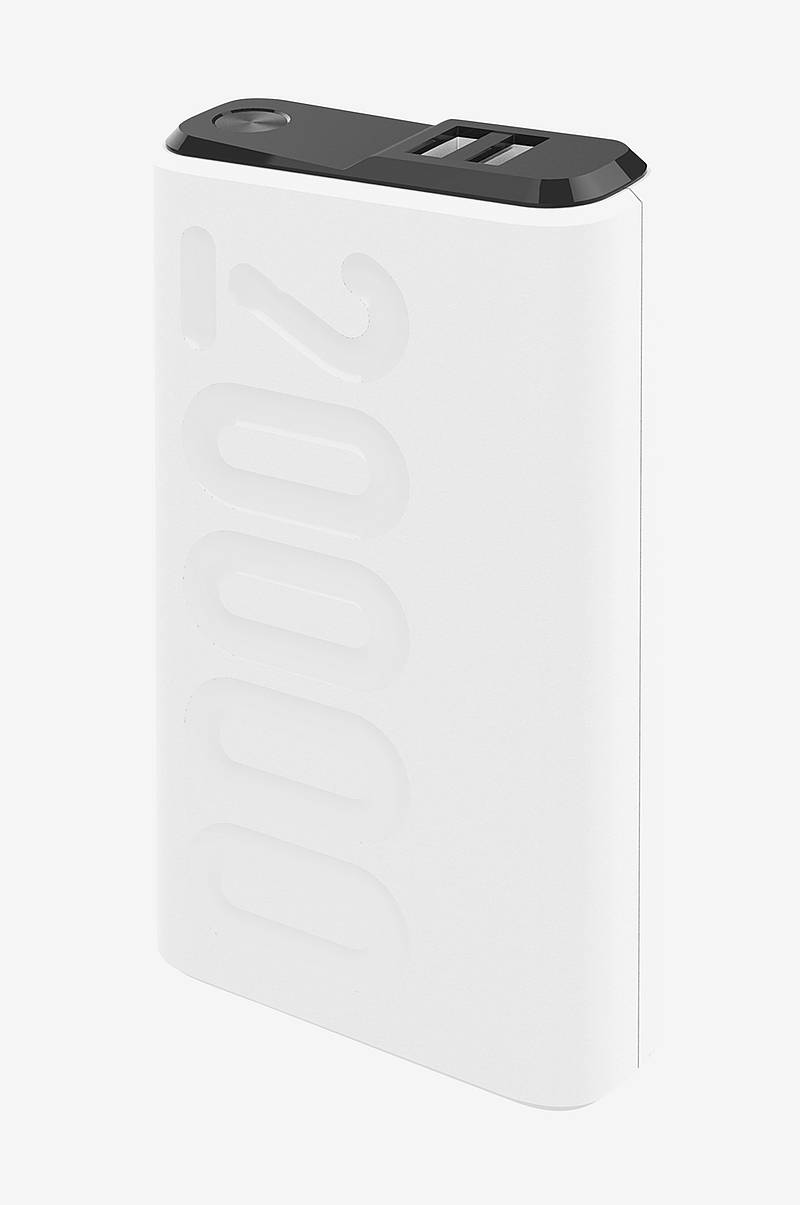 Powerbank PD 18W 20 000 mAh Hvit