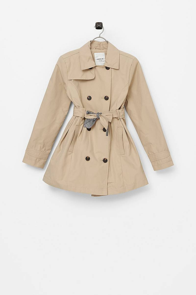 Trenchcoat nkfMetrine Trench Coat