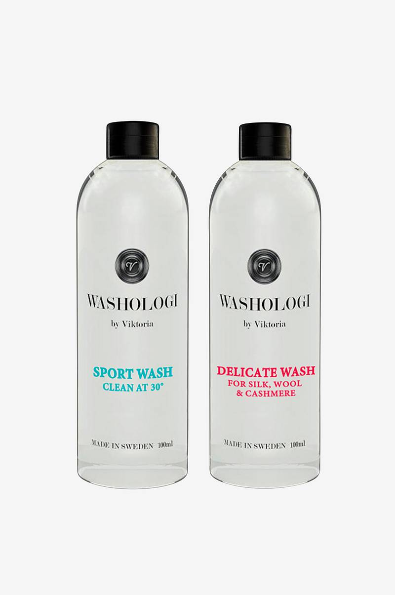 Travelkit Sport wash & Delicate wash 100 ml