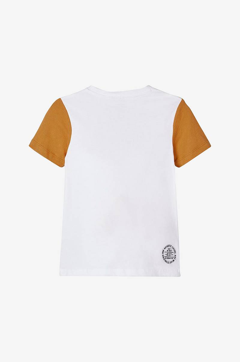 T-shirt nkmBuddy SS Top