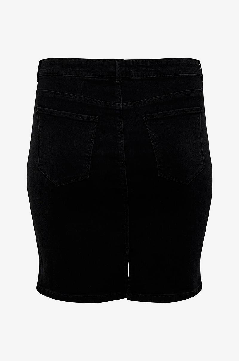 Kjol carThunder Dnm Pencil Skirt