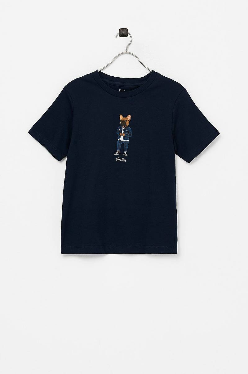 T-paita jorFrenchie Tee SS Crew Neck JR