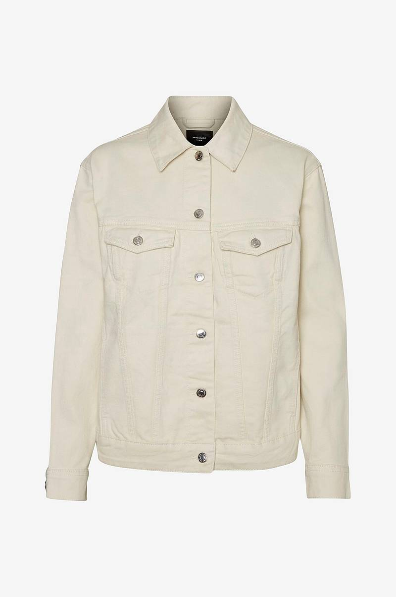 Jeansjacka vmKatrina LS Loose Jacket Color
