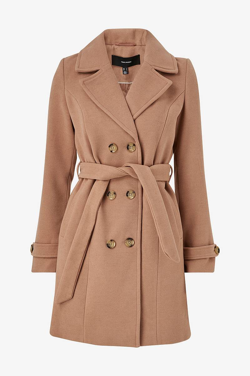 Kåpe vmCala 3/4 Trench Coat
